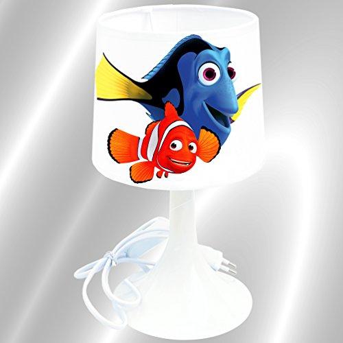 Lampe de chevet de création - Lampe à poser enfant - Dory et Nemo