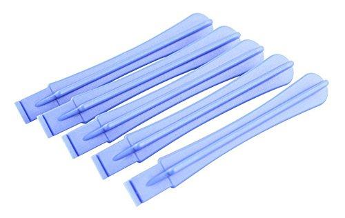 5x Herramientas de Plástico para Reparación de Teléfonos Móviles - Para Abrir Pantallas LCD