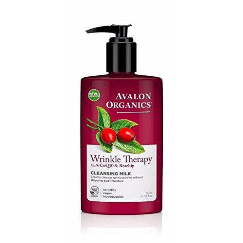 Avalon Organics CoQ10 Repair Facial Cleansing Milk