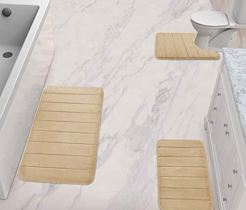 Lista de Tapetes para baños. 2