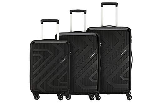 Kamiliant by American Tourister Kiza 3N Nesting Set B (55/68/79)CM 4-Wheel Check-In Suitcase