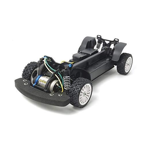 TAMIYA 300047349 1:10 XV-01 Chassis Long Damper Spec, ferngesteuertes Auto, RC Fahrzeug, Modellbau, Bausatz zum Zusammenbauen, Hobby, Basteln