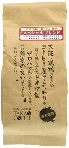 高尾珈琲 大阪鶴橋スペシャルブレンド アラビカ100% 粉 180g