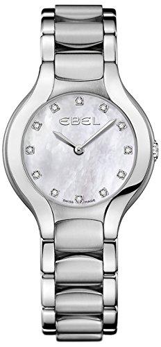 Ebel Beluga Damen-Armbanduhr, Perlmutt, Diamant-Zifferblatt
