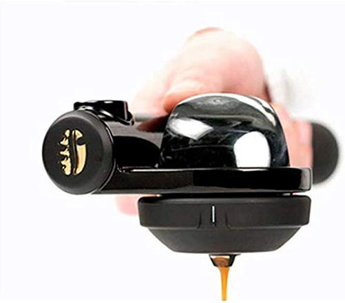 ZJN-JN. Ekspresy do kawy Przenośna maszyna do kawy Podróż na zewnątrz Koncentrat dłoni ciśnienie ekspres do kawy Mini Mini .Maszyny do espresso.