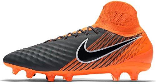 Nike Unisex-Erwachsene Magista Obra 2 Pro DF FG AH7308 080 Fußballschuhe, Mehrfarbig (Indigo 001), 42 EU