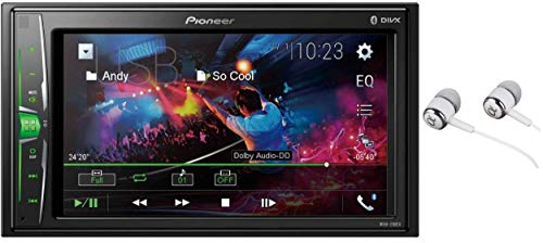 Pioneer 6.2' VGA Touchscreen WebLink Double DIN, Bluetooth USB MP3 Aux Input,...