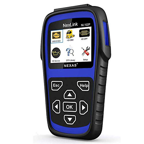 Great Features Of AUTOPHIX Heavy Duty Truck Scan Tool Auto Scanner with DPF/Sensor Calibration/Oil R...