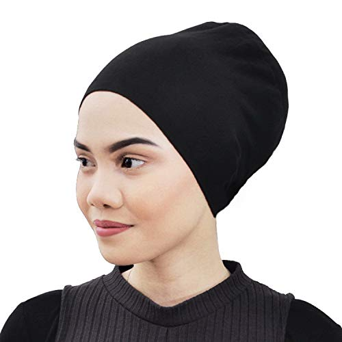 Silk Story Handmade Hijab Volumizer Cap Turban...