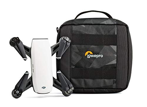 Lowepro LP36915 ViewPoint CS 40 - A Soft-Sided Protective Case for a Smartphone, GoPro or 360 Camera and Accessories… 11 Smart interior organization includes adjustable dividers, three with a built-in pockets to stash a backdoor, filter or remote (and keep it from scratching camera); plus a roomy zippered pocket for cables, backdoors, mounts, tools, manuals, etc.; top panel with built-in memory pockets; plus a padded panel with stretching webbing straps to organize and secure cables and mounts Super-portable design makes it easy to carry in a larger bag or carry by the grab handle. Exterior webbing straps provide extra carry and attach options.