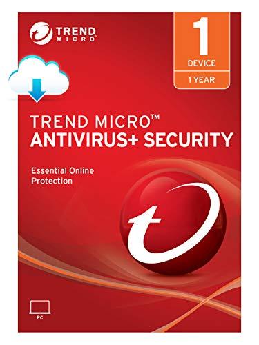 Trend micro antivirus+, 1 user [digital] [pc download]