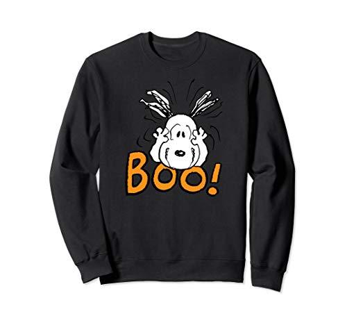 Peanuts Halloween Snoopy Boo Sweatshirt