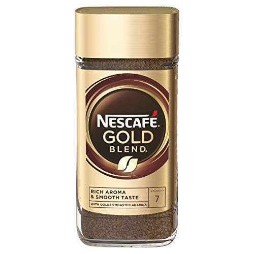 Nescafé Gold Blend Instant Coffee Signature Jar, 200g