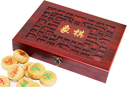 象棋 Maoershan Classic Bamboo Chinese Chess Gift Set