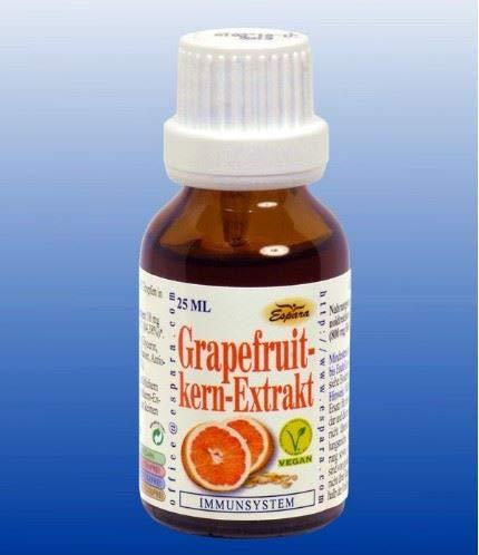 Espara Grapefruitkern Extrakt - 25ml