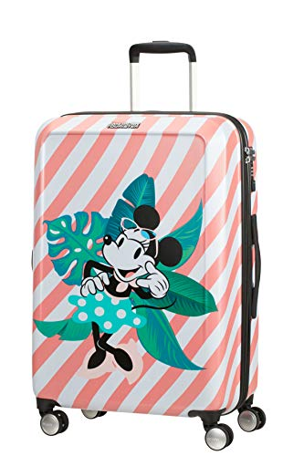 American Tourister - Funlight Disney - Spinner Maleta 67 cm, 66 L, (Minnie Miami Holiday)