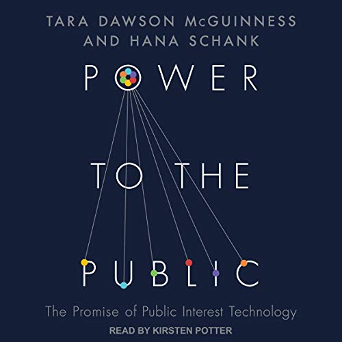 Power to the Public cover art