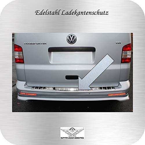 Spangenberg bumperbescherming roestvrij staal geschikt voor Volkswagen VW T5 Transporter V bouwjaar 04.2003-04.2015 art. 3235457