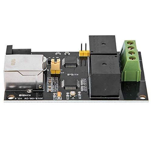 Módulo controlador de conmutador remoto de 2 vías Ethernet TCP/IP para STM32 Raspberry