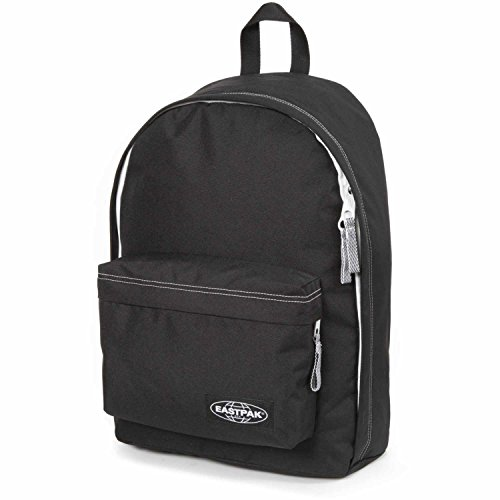 Eastpak out of Office Mochila Tipo Casual, Diseño Side, 27 litros, Color Negro