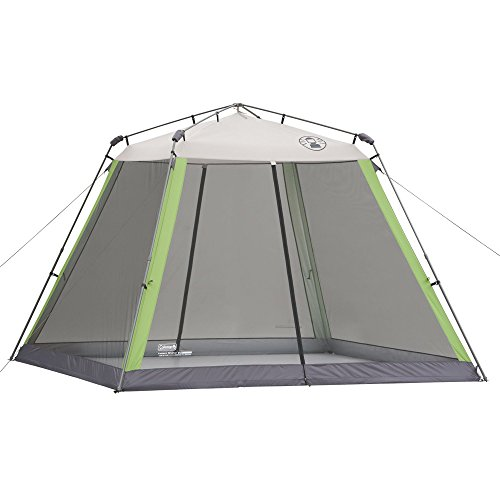 Coleman Screened Canopy Tent | 15 x 13 Screened Sun Shelter with Instant Setup