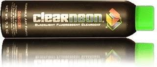 Clearneon 08266A 02759 Green Aerosol Matte UV Reactive Spray Paint- 1 Bottle