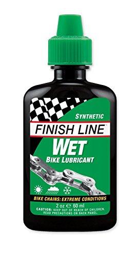 Finish Line Cross Country Wet bicicleta/ciclo 60 ml 2 oz lubricante limpiador