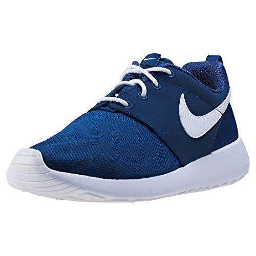 Nike Unisex Roshe One Gs 599728-416 Low-Top, Blau (Midnight Navy/White), 37.5 EU