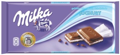 Milka Schoko 100g, Joghurt 20 x100 g