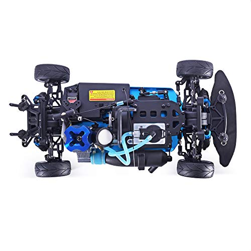 HSP 4wd RC Car 1:10 On Road Touring Drift Two Speed Nitro Power Vehicle
