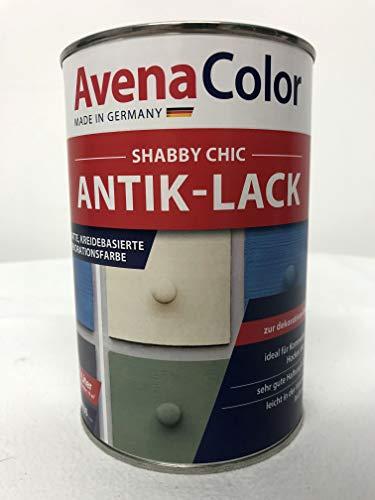 Avena Color Shabby Chic Antik-Lack 1 Liter altweiß