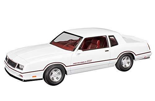 Revell 1986 Chevrolet Monte Carlo 1: 24 Plastic Model Kit