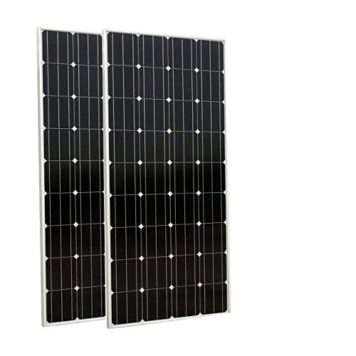 r/égulateur de charge de panneau solaire Epever 12V 24V pour bateau Contr/ôleur caravane jusqu/à 10A ou 160W