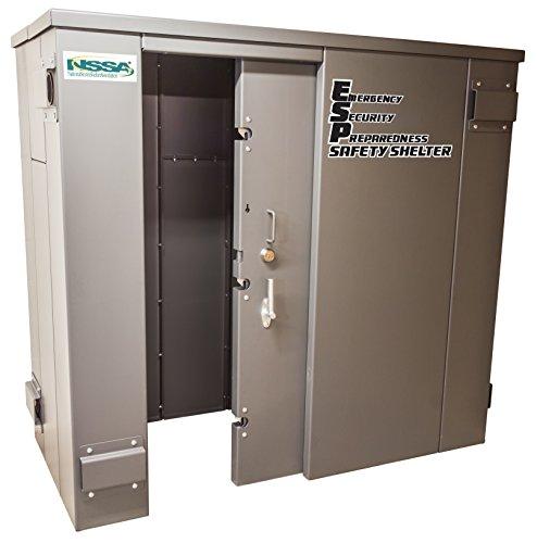 Swisher SR84X039G ESP Safety Shelter