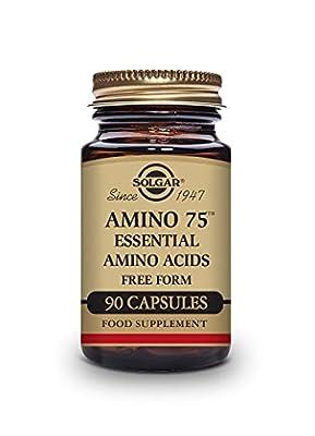 Solgar ? Essential Amino Complex, 90 Vegetable Capsules