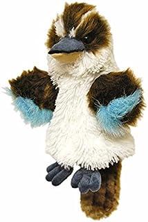 Elka Australia 1212-KOOK Puppet Kookaburra Puppet Toy, 25 Centimeters