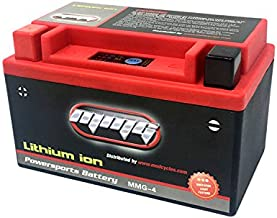 MMG Lithium Ion Sealed Powersports Battery 12V 300 CCA Compatible with PowerSonic PTX12A-BS, GS GT12A-BS, Motocross M32ABS, Yacht CT12A-BS, Yuasa YT12A-BS (MMG4)