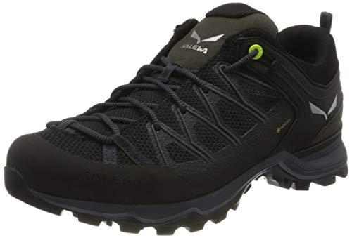 Salewa Herren MS Mountain Trainer Lite Gore-TEX Trekking- & Wanderstiefel, Black/Black, 43 EU
