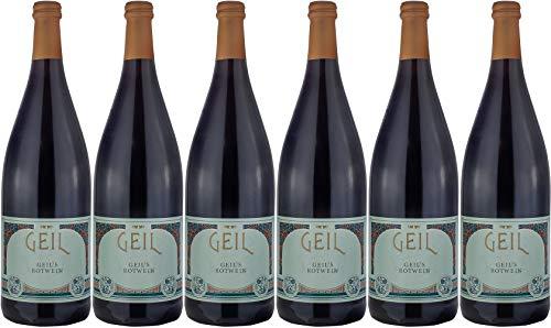 Geil Geil´s Rotwein 1L - Weingut Geil 2017 Lieblich (6 x 1.0 l)