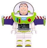 Disney Buzz Lightyear Lego Figure Alarm Clock