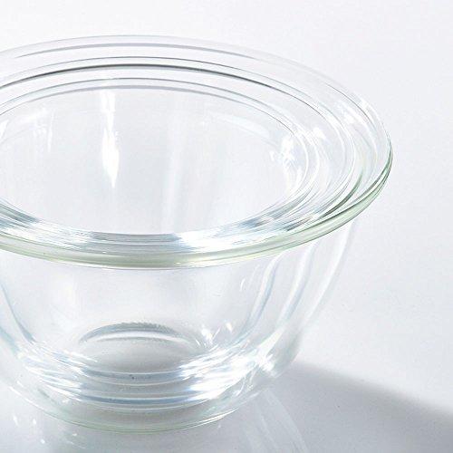 HARIO(ハリオ)ミキシングボウル耐熱ガラス2200mlマルチ日本製MXP-2200