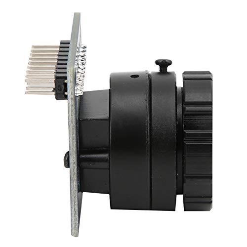 Módulo de cámara OV7670 de Alta sensibilidad de tamaño pequeño de 5 MP, bajo Voltaje de Trabajo para Control automático