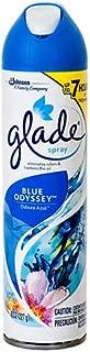 Pack of 12 Blue Odyssey Room Air Freshener Spray 8oz by Glade
