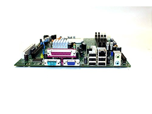 Dell YP693 Optiplex 740 Small Form Factor (SFF) Motherboard, kompatible Dell-Teilenummern: RY469, PY469