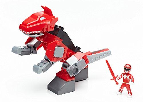 Mega Construx Power Rangers T-Rex Zord...