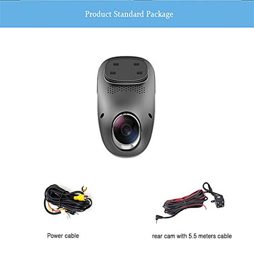 Save %11 Now! FOLOU 3G Car DVR Video Camera Dual Lens Driving Recorder HD 1080P Sprint Camera, Loop ...