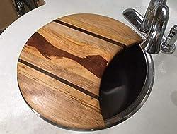 handmade cutting boards ~ RV sink cutting board