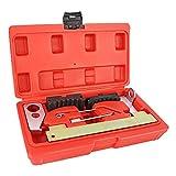 Nicoone Kit de herramientas de reparación de bloqueo de sincronización de motor de vehículos Herramienta de correa de sincronización de la herramienta de bloqueo del árbol de levas