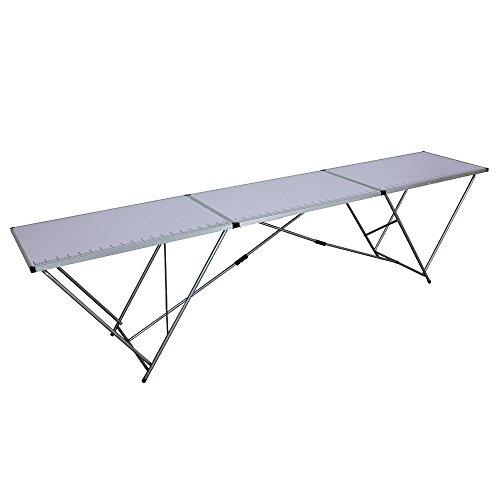 Tapeziertisch Alu/Stahl