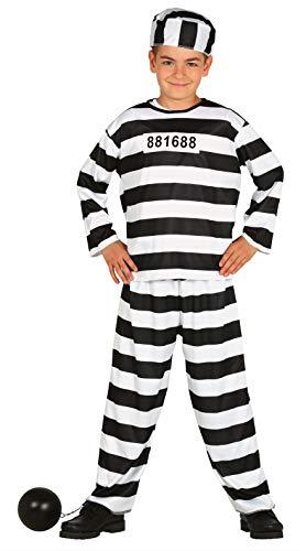 Guirca 78401 – prisonnier enfant taille 5-6 ans